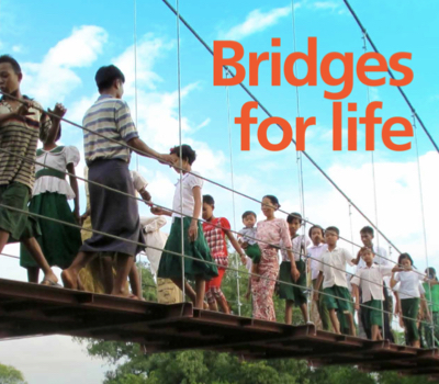 Invitation til Bridges for life